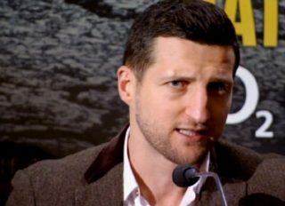 Carl Froch - It seems every time I write a piece on Nottingham's Cobra, Carl Froch, there is a downbeat tone to proceedings these days. And that's not for want of trying. If I were to be writing about one of his past glories then maybe I could inject some enthusiasm, well - I definitely could, because contrary to popular belief, I'm a big Froch fan - and followed his career throughout his domestic days, through the legendary world title winning fight with Jean Pascal, into the Super Six and beyond.