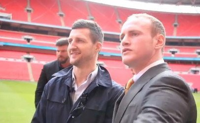 Carl Froch Froch vs. Groves II George Groves Boxing News British Boxing Top Stories Boxing