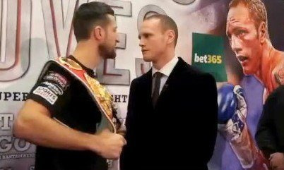 Carl Froch Froch vs. Groves George Groves Boxing News British Boxing Top Stories Boxing