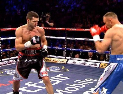 Froch not interested in Golovkin or Ward, wants Chavez Jr