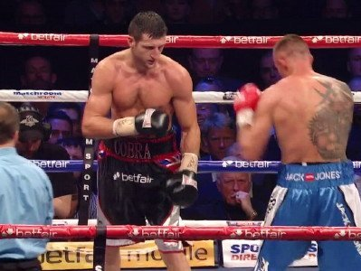 Carl Froch Froch vs. Groves George Groves Boxing News British Boxing
