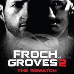 """Froch vs. Groves II - So, again, a promoter announces """"The biggest domestic fight in history"""". This time it's different faces, but the same old schtick is still there like an itch right in the middle of your back - just between the shoulder blades. This time, going against the grain of the Promoter, they could well be near the mark. I'm referring to the May 31st bout between Carl Froch and George Groves."""