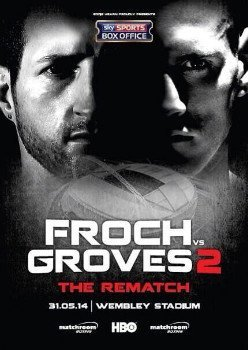 Froch/Groves – Promotion for Dummies?