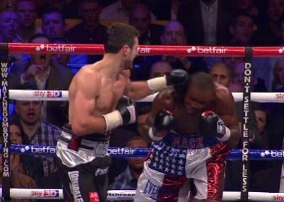 Carl Froch Froch vs. Mack Yusaf Mack Boxing Results British Boxing Top Stories Boxing