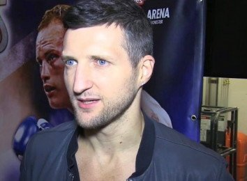 Froch Continues to Flirt with Poss Golovkin Comeback Fight