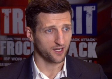 Carl Froch Julio Cesar Chavez Jr. Boxing News