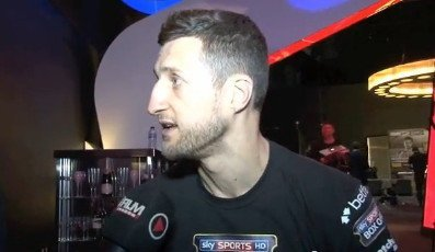Carl Froch Froch vs. Groves George Groves