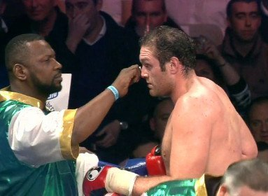 Fury sees himself easily beat Chisora this Summer