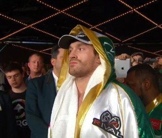 I'm In Boxing to be a Superstar says Tyson Fury