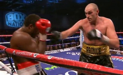 """If I Can't Beat a 40 yr Old Man, I Want Banning From Boxing"" says Tyson Fury"