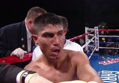 Garcia vs. Salido Mikey Garcia Orlando Salido Boxing News Top Stories Boxing
