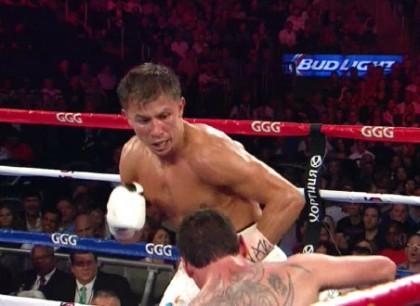 Gennady Golovkin Marco Antonio Rubio Robert Garcia Boxing News