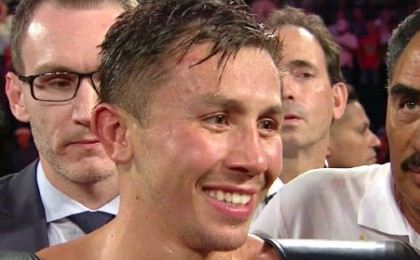 Carl Froch Gennady Golovkin James DeGale Julio Cesar Chavez Jr. Boxing News