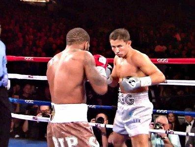 Curtis Stevens Gennady Golovkin Golovkin vs. Stevens Boxing News Boxing Results