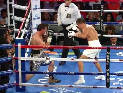 """Gennady Golovkin Julio Cesar Chavez Jr. Miguel Cotto Saul """"Canelo"""" Alvarez Boxing News"""