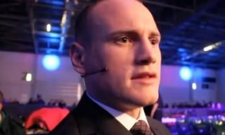 George Groves - George Groves (19-1, 15 KO's) plans on giving IBF/WBA super middleweight champion Carl Froch (32-2, 23 KO's) a royal beating in the process of ripping his  two 168lb title straps from him on Saturday night in front of what will be a roaring crowd of 80,000 fans at Wembley Stadium in London, UK.