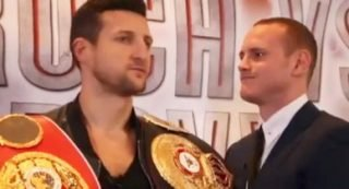 Carl Froch, George Groves - We won't have to wait too long before we witness the rematch between Carl Froch and George Groves, May 31st to be exact, which is being staged at a sold-out 80,000 capacity Wembley Stadium. So I thought I'd provide my own view of the controversial ending of their first encounter and also express an opinion on the likely outcome of the rematch itself.