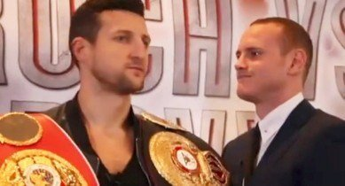 """Froch vs. Groves II Preview"" edition of ""The Pugilist KOrner's: Weekend Wrap"""
