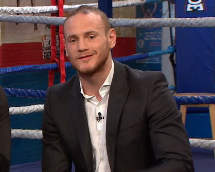 George Groves faces Denis Douglin on 11/22 on Sky Box Office