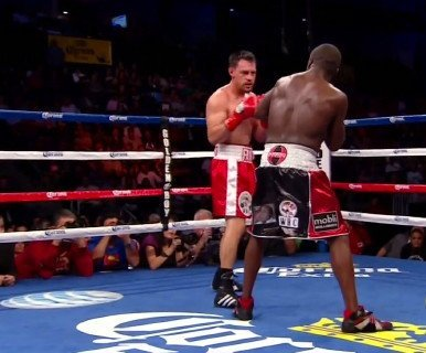 Robert Guerrero - By Marc Livitz: Some called it a battle while some called it a brawl. Some complained that they don't like their sweet science so sour, while others hailed this past Saturday's meeting between Robert Guerrero and Andre Berto as a masterful production within a phone booth.