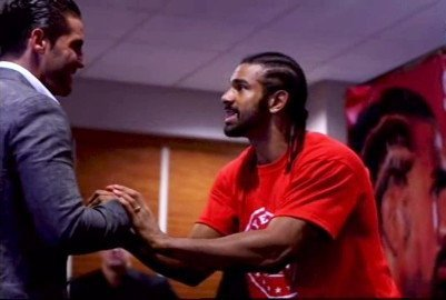 David Haye, Vitali Klitschko - Boxing News