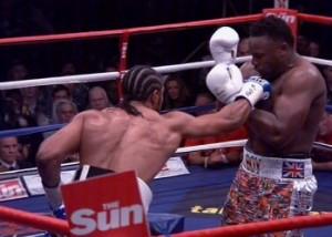 David Haye Vitali Klitschko Boxing News British Boxing Top Stories Boxing