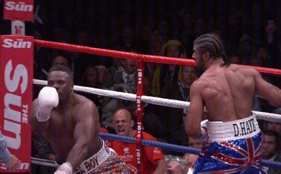 Haye vs. Charr Boxing News