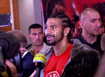 David Haye Haye vs. Fury Tyson Fury Boxing News