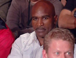 Evander Holyfield Backs Anthony Joshua to Reach the Top of the Sport