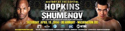 Hopkins vs. Shumenov - Hopkins vs. Shumenov