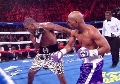 Bernard Hopkins Hopkins vs. Cloud Boxing News Boxing Results Top Stories Boxing