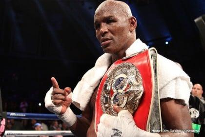 Bernard Hopkins Boxing News
