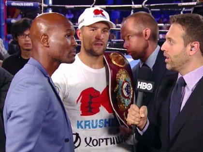 Hopkins vs Kovalev Official for November Live on HBO