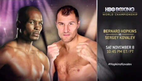 Bernard Hopkins, Sergey Kovalev - Approaching his 50th birthday, Bernard Hopkins is now a full eighteen years older than Rocky Marciano was when he  retired from boxing.  As B-Hop faces yet another World Champion in Sergey Kovalev on Saturday, November 8, 2014, here is a look at some historical events and landmarks that put Hopkins' age as a prizefighter into perspective: