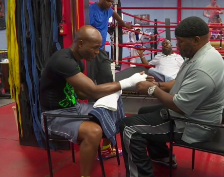 Hopkins sees himself on another level as Kovalev