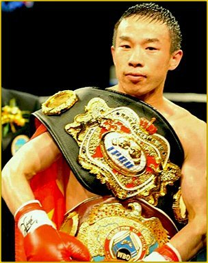 Ik Yang Outclassed By Unknown / Cuenca Claims IBF 140 lb Title