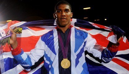 Anthony Joshua Anthony Ogogo Luke Campbell Boxing News British Boxing Top Stories Boxing