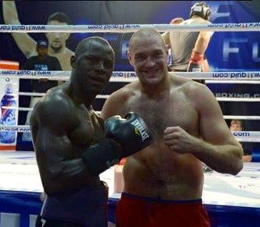 Haye vs. Fury Steve Cunningham Tyson Fury Boxing News British Boxing