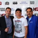 """Gennady """"GGG"""" Golovkin LA Media Photos"""