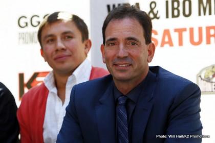 Daniel Geale Geale vs. Golovkin Gennady Golovkin Boxing News