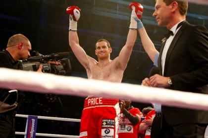 David Price Firat Arslan Marco Huck Boxing News Boxing Results Top Stories Boxing