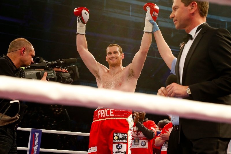 Marco Huck successfully defended his WBO Cruiserweight championship for the twelfth time Stuttgart, Germany in front of a raucous crowd.  The fight was a rematch of their November 2012 fight which ended in a very controversial unanimous decision that went Huck's way despite Firat Arslan dominating the fight and beating Huck clearly.  Arslan drove Huck to the ropes and attacked constantly in every round and Huck could not keep him away and his heavy hands could not hurt Arslan. Going into the rematch Huck was forced to make the adjustments in there as Arslan was going to and did storm forward the whole fight.  For Arslan the questions surrounded his age and if he could do it again and if he did would the judges give him a decision.  Early on it was clear that Arslan had the crowd on its side and it was also clear that this was going to be a good fight.