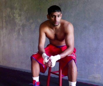 Amir Khan Boxing News British Boxing Top Stories Boxing