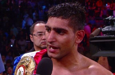 Amir Khan Floyd Mayweather Jr Manny Pacquiao Boxing News Top Stories Boxing