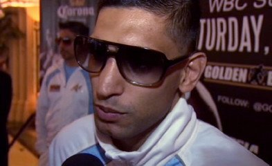 Amir Khan Diego Chaves Boxing News