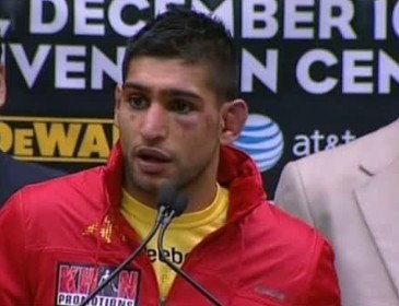 Amir Khan Back in Frame for April 2016 Pacquiao Fight!