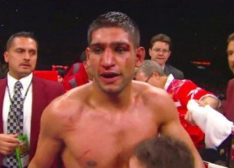 Amir Khan Floyd Mayweather Jr Manny Pacquiao Boxing News