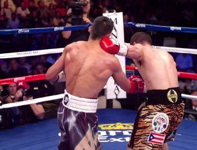 Amir Khan Carlos Molina Khan vs Molina Boxing News British Boxing