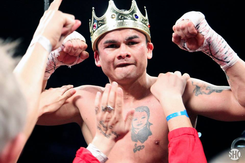 """Marcos Maidana - Argentine warrior (warrior with a capital 'W') Marcos Maidana is living like a king these days, his wealth and comfort a well-earned result of the blood, sweat and tears he left inside the ring – and the pain he inflicted. Aside from Jose Luis Castillo, did any fighter come closer to beating the sublime Floyd Mayweather; in """"El Chino's"""" first fight with """"Money?"""""""