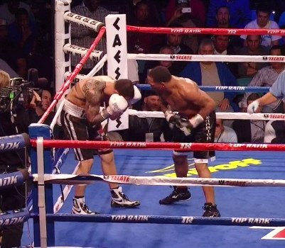 Glen Tapia James Kirkland Boxing News Boxing Results Top Stories Boxing